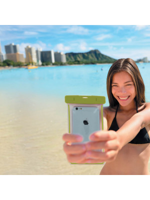 étui étanche smartphone - wave