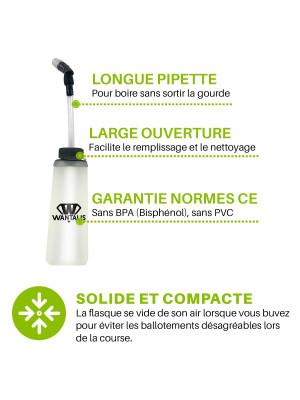 flasque/ gourde à eau - miniflask