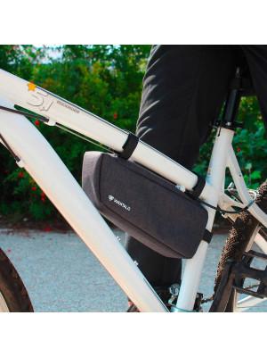 sacoche de cadre vélo - wantalis