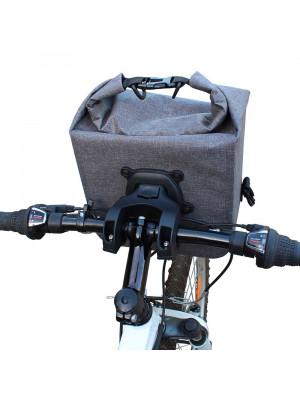 crochet d'attache guidon sacoche vélo