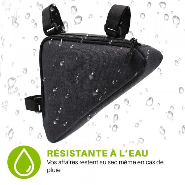 pochette vélo résistante à la pluie